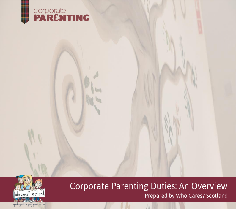 Corporate Parenting Duties – An Overview